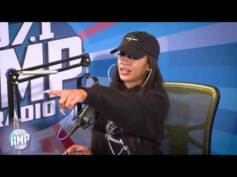 """Saweetie Talks About Her Song """"My Type"""" and Being From the Bay Area"""