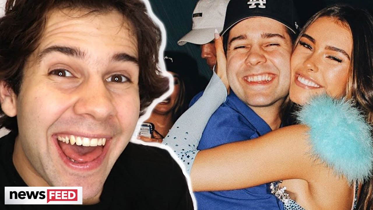David Dobrik clears up rumors that he rejected Madison Beer