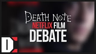 Death Note Film Debate with Fan