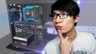 BELAJAR MERAKIT PC - PC Building Simulator Indonesia