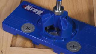 The Kreg Concealed Hinge Jig (http://goo.gl/kx4h37) makes it easy to install concealed cabinet door hinges for doors that fit right...