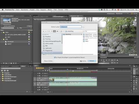 Premiere: Alphakanäle Aus Photoshop Nutzen