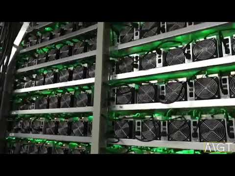 MGT's New Sweden Bitcoin Mining Facility