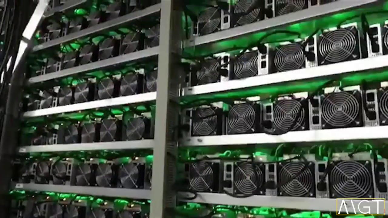 new cryptocurrency mining technology