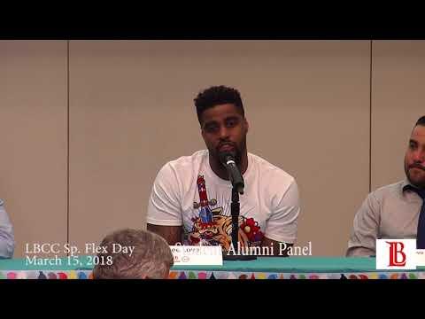 Spring Flex Day 2018: Student Alumni Panel Discussion
