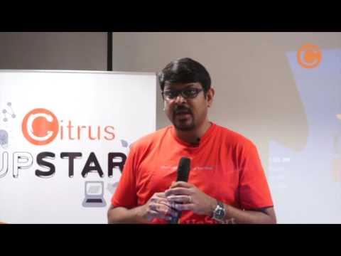 Citrus UpStart Series - StartUp101 : Starting Up Right