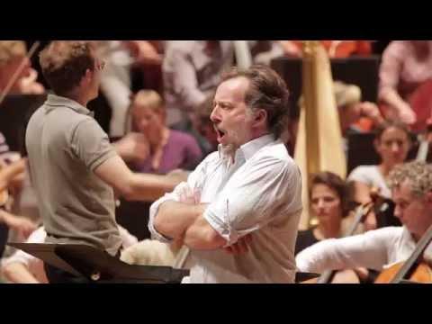 Christian Gerhaher chante les Scènes du Faust de Goethe (répétition)