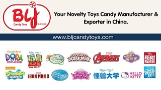 China Candy Toys Manufacturer & Exporter | BLJ Candy Toys