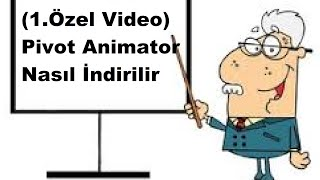 Pivot Animator Nasıl İndirilir