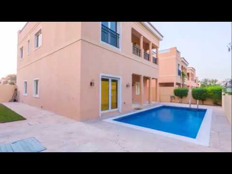 Spacious 5 bed Villa for rent in The Villa - Dubailand MH R 4242