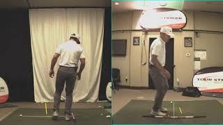 Studio Lesson | Grip and Wrist Conditions | Martin Chuck | Tour Striker Golf Academy