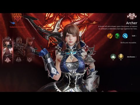 AxE: Alliance vs Empire Open World Fantasy MMORPG Gameplay Android & iOS | Mobile MMORPG Games |