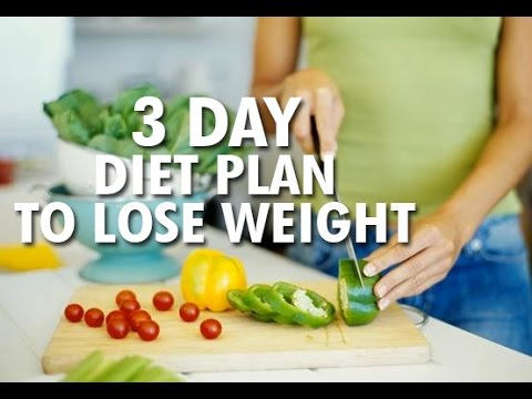 3 Day Diet Plan to Lose Weight – Freedom Health Mantra #12