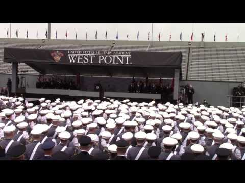 2016 USMA Graduation:8 in