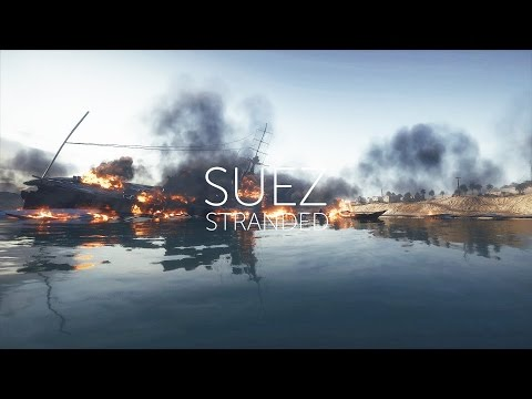 Suez | Stranded