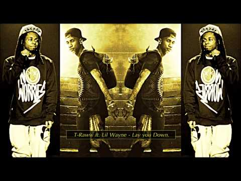 Tyga ft. Lil Wayne - Lay you Down (HQ) [Lyrics]
