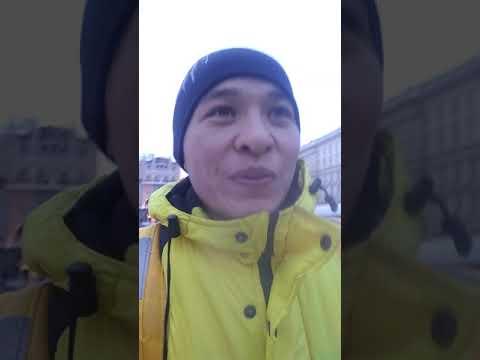 Курьером работа Москва