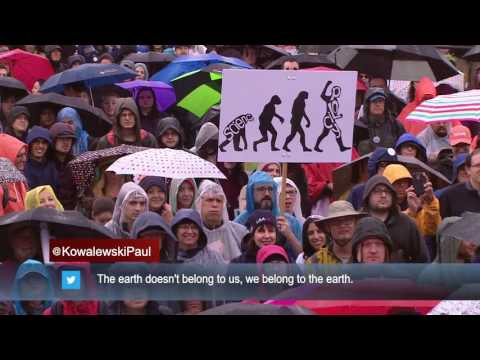 Thumbnail: March for Science Earth Day 2017 Speakers - Leland Melvin & Jamie Rappaport Clark