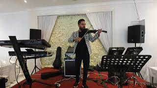 Ivan Adil عزف كمان موجوع قلبي