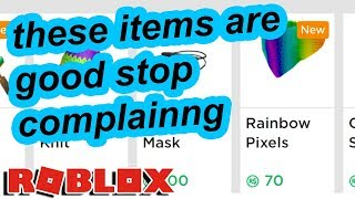 ROBLOX USERS ARE GETTING MAD OVER PRIDE MONTH HATS... CHILL