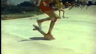Vintage Skateboarding 1970s Huck Andress Freestyle G&S Florida Peralta Powell