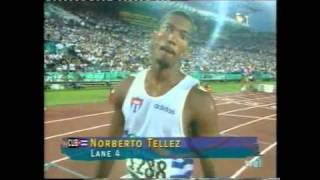 Juegos Olímpicos Atlanta 1996 Final 800 m hombres. Olympic Games Atlanta 1996. Men 800 m final.avi
