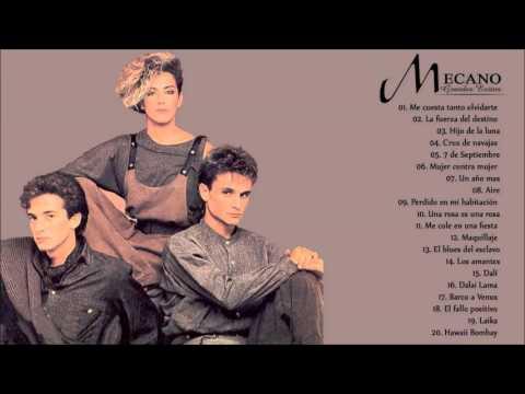 Mecano ~ Grandes Exitos (1981-1992)