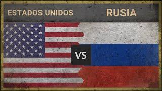 ESTADOS UNIDOS vs RUSIA ✪ Poder Militar Comparación (2018)