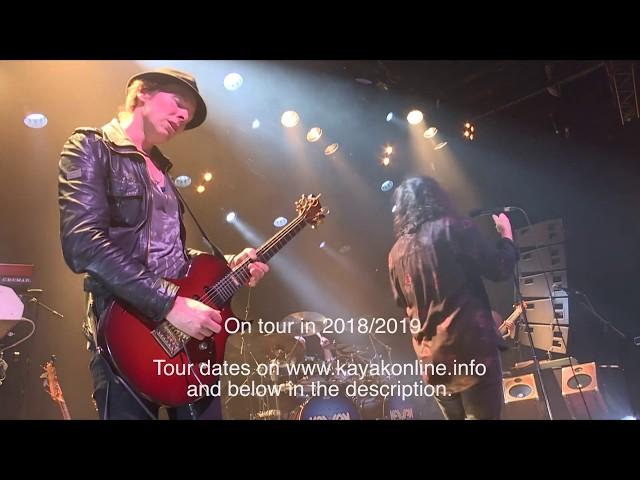 KAYAK on tour 2018-2019