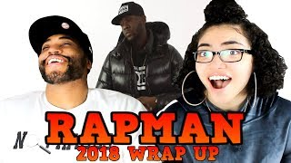 MY DAD REACTS TO Rapman - 2018 Wrap Up REACTION