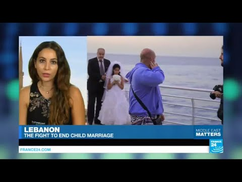 Lebanon: The fight to end child marriage