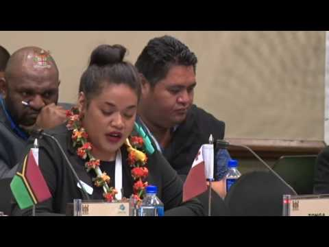 CAPP 2017: Leaders' response by the Tongan Senior Legal Officer to the Office of the PM