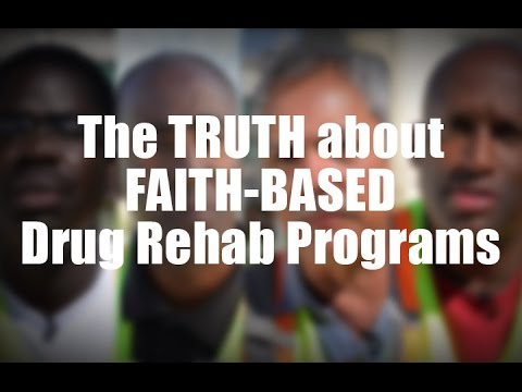 Drug Rehabilitation 2015 - Why is a live-in faith-based drug and alcohol rehab so successful?
