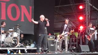Bad Religion - Atomic Garden, live @ Download Festival 2014