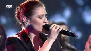Cristina&Corul Regal-Show must go on(Queen)-Vocea Romaniei 2015-Finala LIVE 4- Ed. 15-Sezon5