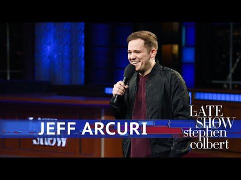 Jeff Arcuri Performs Standup