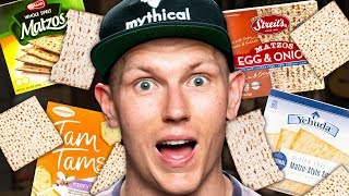 Download Passover Matzo Taste Test Mp3 and Videos
