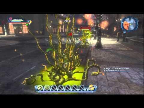 DCUO : Part 3 : Jasminum : Nature DPS/Healer : One Step Closer To The Huntress