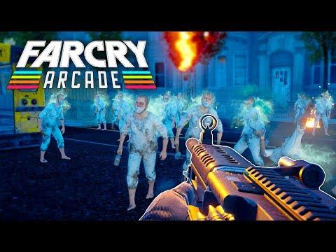 Far Cry 5 - SURVIVING ZOMBIELAND (Far Cry Arcade) #1