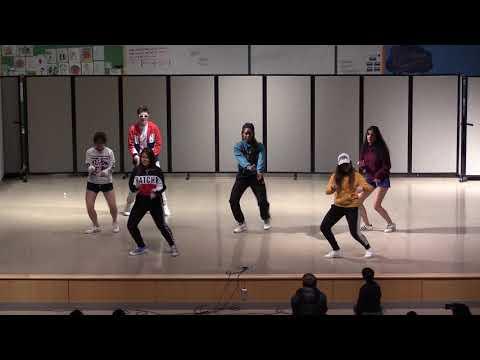 Clackamas High School YTM Dancing