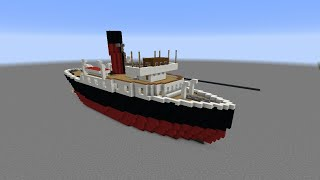 Hello all welcome to my video tutorial on how to build the TSS T/T Calshot tugboat TSS T/T Calshot is a tug tender built in 1929 by John I Thornycroft & Co, and ...
