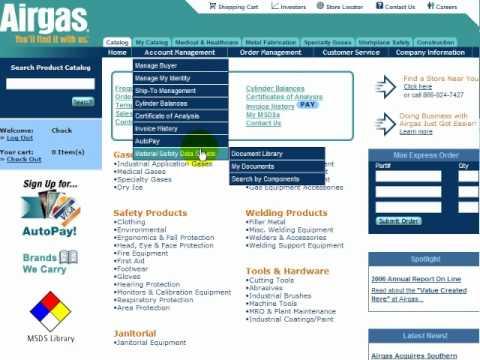 airgas.com-msds