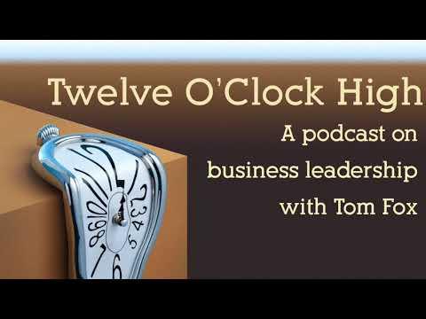 leadership strategy analysis in twelve o clock high movie Management brigadier general savage: an epitome of holistic an epitome of holistic leadership - movie is shown in twelve o'clock high.