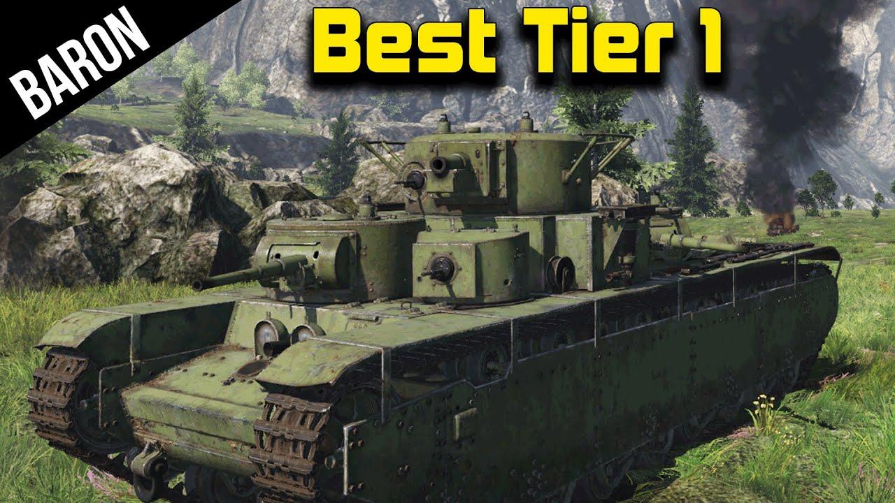 War thunder best heavy tanks