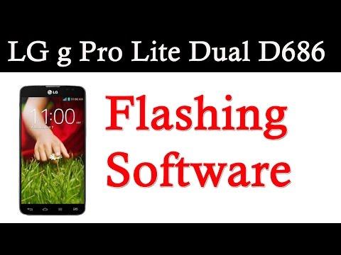LG g Pro Lite Dual D686 Flashing