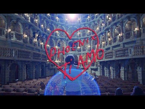Phoenix 'Ti Amo', Live in Teatro Bibiena, Mantova