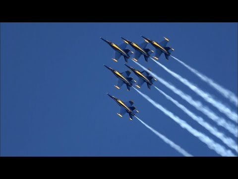 Blue Angels Homecoming Airshow 2018 COMMS