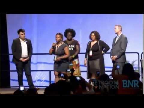 Black Lives Matter Protesters - Martin O
