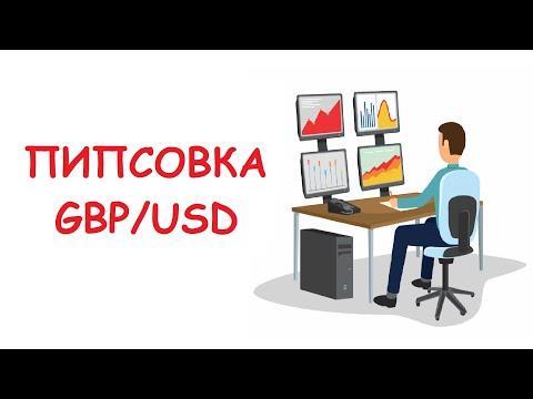 ТС Пипсовка по GBP/USD (Видео урок)