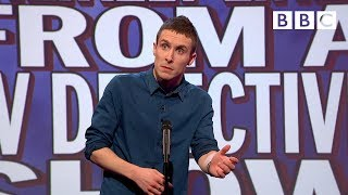 Unlikely lines from a TV detective show | Mock the Week - BBC